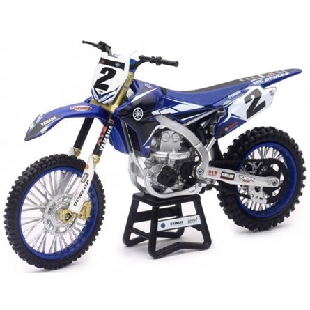NEW-RAY 1:12 YAMAHA YZF450 FACTORY COOPER WEEB