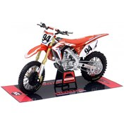 NEW-RAY 1:12 HONDA CRF450R HRC RACING KEN ROCZEN