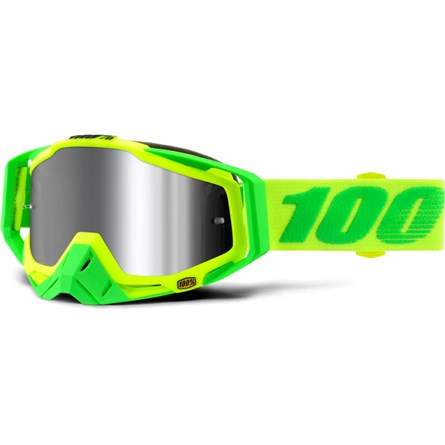 100% Racecraft Plus Sour Soul Flash Mirror Lens