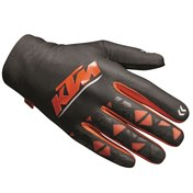 £ GRAVITY-FX GLOVES BLACK