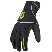 SCOTT GLOVE RIDGELINE BLACK/LIME GREEN
