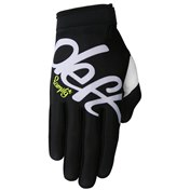 Deft Family Youht Gloves Eqvlnt Solid Black