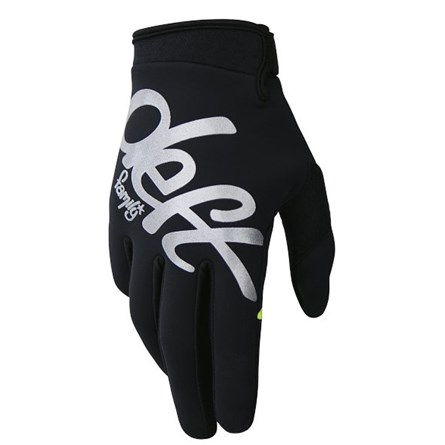 Deft Family Gloves Eqvlnt Cold Weather Black
