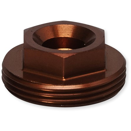 X-Trig Triple Clamp Steem Nut Small Brown, EXC/EXC-F 125-500 06-17
