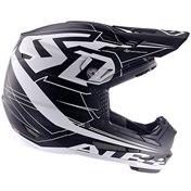 6D ATR-2 Aero Graphic Matte Black