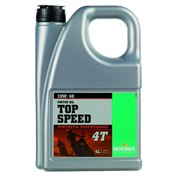 MTX TOP SPEED SYNTHETIC 4T 10W/40, 4 Liter