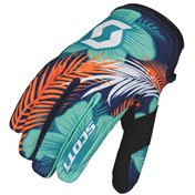 SCOTT GLOVE 250 SWAP BLUE/ORANGE