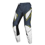 SCOTT PANT 350 DIRT KIDS BLUE/YELLOW