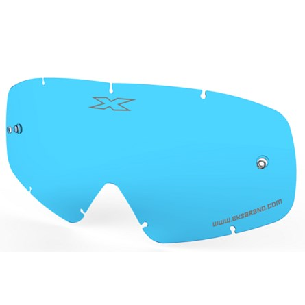 EKS X-Grom Youth BLUE LENS