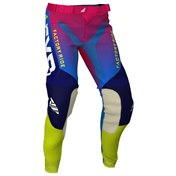 FXR Youth Pro-Stretch MX Pant Helium Coral/Blue Fade/HiV 2020