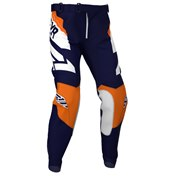 FXR Youth Clutch MX Pant Midnight/White/Orange 2020