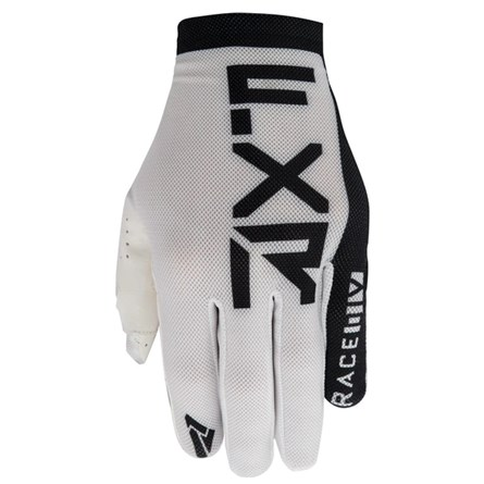 FXR Slip-On Air MX Glove White/Black 2021