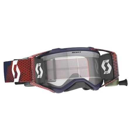 SCOTT PROSSPECT WFS Red/Blue Clear Works