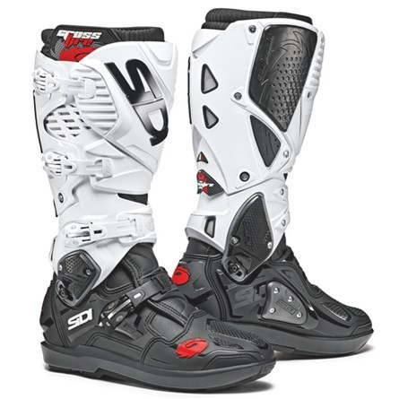 SIDI Crossfire 3 SRS Black/White